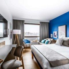 Отель Novotel Gdansk Marina комната для гостей фото 4