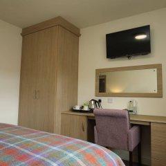 Отель The Craven Heifer Inn удобства в номере