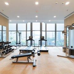 Отель Hoasun Des Art - Lanmark 81 фитнесс-зал фото 3