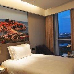Отель Mercure Shanghai Hongqiao Railway Station комната для гостей фото 2