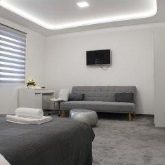 Отель Mi Familia Guest House Сербия, Белград - отзывы, цены и фото номеров - забронировать отель Mi Familia Guest House онлайн комната для гостей фото 4