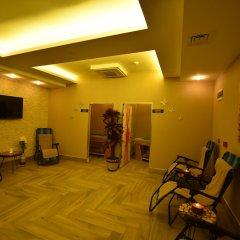 Grand Bulut Hotel & Spa Мерсин фитнесс-зал