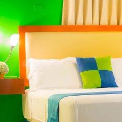 Отель Guacamaya Inn B&B Сан-Педро-Сула комната для гостей фото 2
