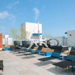 Отель Upscale Apartment in Downtown LA США, Лос-Анджелес - отзывы, цены и фото номеров - забронировать отель Upscale Apartment in Downtown LA онлайн бассейн