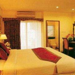 Отель LK Pavilion Таиланд, Паттайя - отзывы, цены и фото номеров - забронировать отель LK Pavilion онлайн комната для гостей фото 5