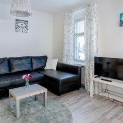 Отель Experience Living Apartments Финляндия, Хельсинки - отзывы, цены и фото номеров - забронировать отель Experience Living Apartments онлайн комната для гостей фото 3