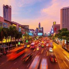 Отель Euro Grande Бангкок бассейн фото 3