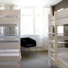 Отель Slottsskogens Vandrarhem & Hotell комната для гостей фото 2
