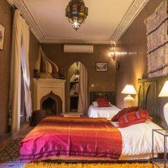 Отель Riad Sidi Omar Марокко, Марракеш - отзывы, цены и фото номеров - забронировать отель Riad Sidi Omar онлайн комната для гостей фото 2