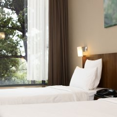 Отель Siloso Beach Resort, Sentosa комната для гостей фото 2
