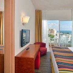 Отель Sol Katmandu Park & Resort балкон