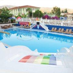 Mustis Royal Plaza Hotel Турция, Кумлюбюк - отзывы, цены и фото номеров - забронировать отель Mustis Royal Plaza Hotel онлайн бассейн фото 3