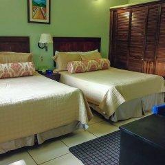 Hotel Real Guanacaste сейф в номере