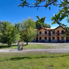 Отель Hacienda Bustillos