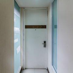 Отель Nida Rooms Khlong Toei 390 Sky Train Бангкок балкон