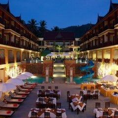 Отель Diamond Cottage Resort And Spa пляж Ката помещение для мероприятий фото 2