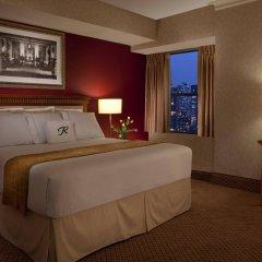 Отель The Roosevelt Hotel, New York City США, Нью-Йорк - 9 отзывов об отеле, цены и фото номеров - забронировать отель The Roosevelt Hotel, New York City онлайн комната для гостей