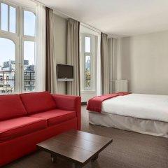 Отель Nh Amsterdam Schiller Амстердам комната для гостей фото 4