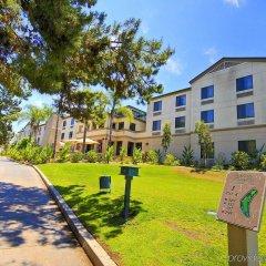 Отель Hilton Garden Inn Los Angeles Montebello Монтебелло детские мероприятия
