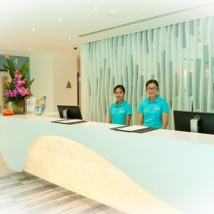 Отель Le Tada Parkview Бангкок спа фото 2