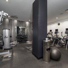 Отель NoMo SoHo фитнесс-зал