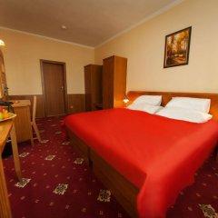 Hotel Askania Прага сейф в номере
