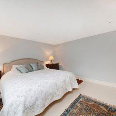 Отель Stunning 2 Bedroom Apartment With Garden in Notting Hill Великобритания, Лондон - отзывы, цены и фото номеров - забронировать отель Stunning 2 Bedroom Apartment With Garden in Notting Hill онлайн комната для гостей фото 4