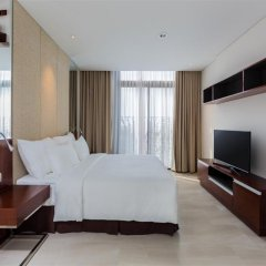Отель SILA Urban Living комната для гостей
