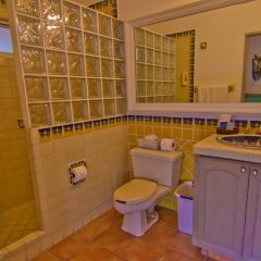 Отель Las Mananitas LM D214 1 Bedroom Condo By Seaside Los Cabos ванная
