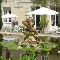 Отель Château De Beaulieu Сомюр