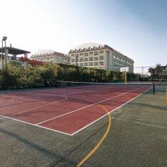Orange County Resort Hotel Belek Богазкент спортивное сооружение