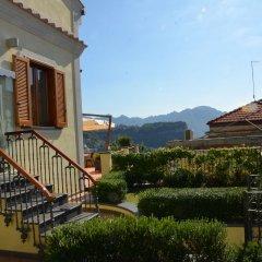 Отель Villa Maria Амальфи балкон