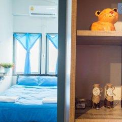 Zee Thai Hostel Бангкок удобства в номере