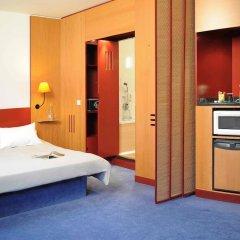Отель Novotel Suites München Parkstadt Schwabing удобства в номере