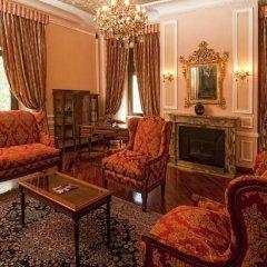 Отель Ambasciatori Palace Hotel Италия, Рим - 4 отзыва об отеле, цены и фото номеров - забронировать отель Ambasciatori Palace Hotel онлайн интерьер отеля