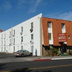 Отель Alpine Motel США, Лас-Вегас - отзывы, цены и фото номеров - забронировать отель Alpine Motel онлайн фото 4