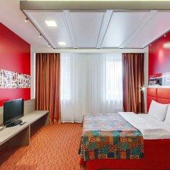 Ред Старз Отель 4* Улучшенный номер с двуспальной кроватью фото 6