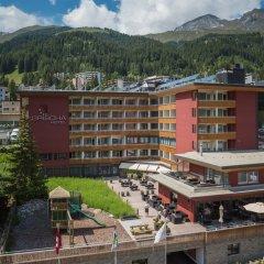 Отель Grischa - DAS Hotel Davos Швейцария, Давос - отзывы, цены и фото номеров - забронировать отель Grischa - DAS Hotel Davos онлайн фото 9