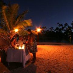 Отель Le Taha'a Island Resort & Spa