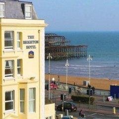 The Brighton Hotel пляж фото 2