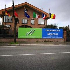 Отель Euro House Rome Airport Италия, Фьюмичино - 1 отзыв об отеле, цены и фото номеров - забронировать отель Euro House Rome Airport онлайн парковка