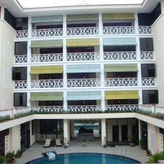 Отель Villa Hue бассейн