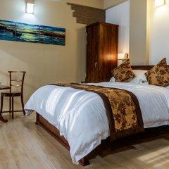 Отель The Vinorva Maldives комната для гостей фото 5