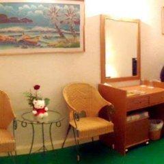 Отель PSU Lodge интерьер отеля фото 2