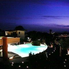 Отель Residence Casale Da Padeira Лакко-Амено бассейн