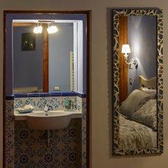Отель Casa Torre Margherita Италия, Сан-Джиминьяно - отзывы, цены и фото номеров - забронировать отель Casa Torre Margherita онлайн ванная