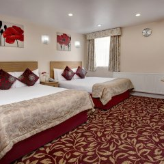 Best Western London Ilford Hotel комната для гостей фото 4