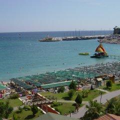 Miranda Moral Beach Hotel пляж фото 2