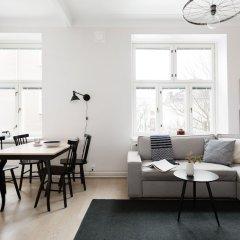 Отель Urban Trendy Nordic Living комната для гостей фото 3
