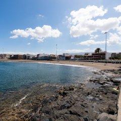 Отель Apartamento Los Riscos By Canariasgetaway Испания, Меленара - отзывы, цены и фото номеров - забронировать отель Apartamento Los Riscos By Canariasgetaway онлайн пляж